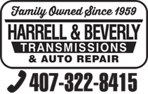 Harrell & Beverly | 407-322-8415 | Sanford, Florida